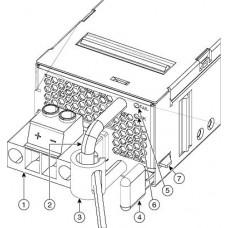 Блок живлення Cisco C4KX-PWR-750DC-F/2