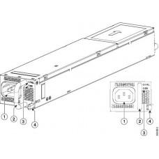 Блок живлення Cisco ASR1000X-AC-1100W