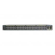 Комутатор Cisco WS-C2960+48PST-S