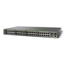 Комутатор Cisco WS-C2960-48PST-S