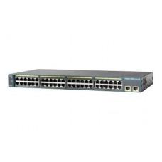 Комутатор Cisco WS-C2960-48TT-S