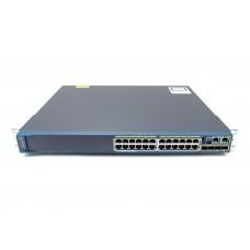 Комутатор Cisco WS-C2960S-24PS-L