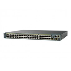 Комутатор Cisco WS-C2960S-48LPD-L