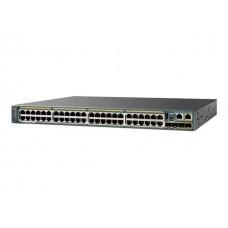 Комутатор Cisco WS-C2960S-48LPS-L