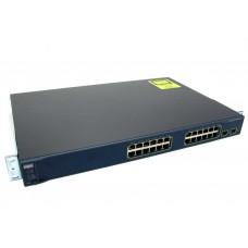 Комутатор Cisco WS-C3560-24TS-E