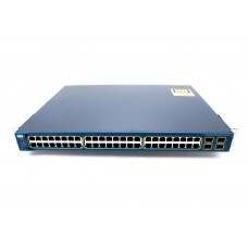 Комутатор Cisco WS-C3560-48PS-E