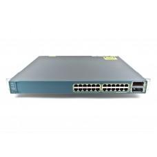 Комутатор Cisco WS-C3560E-24TD-S
