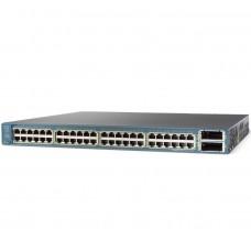 Комутатор Cisco WS-C3560E-48PD-E