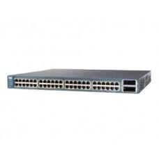Комутатор Cisco WS-C3560E-48PD-SF