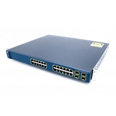 Комутатор Cisco WS-C3560G-24PS-S