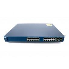 Комутатор Cisco WS-C3560G-24TS-E