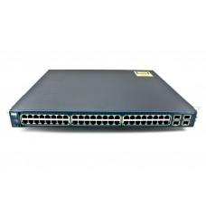 Комутатор Cisco WS-C3560G-48PS-E
