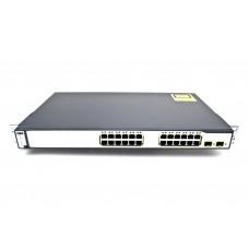 Комутатор Cisco WS-C3750-24PS-S