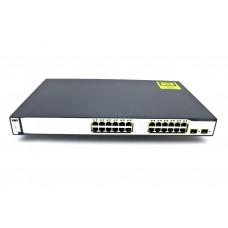 Комутатор Cisco WS-C3750-24TS-E
