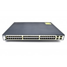 Комутатор Cisco WS-C3750-48PS-E