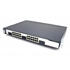 Комутатор Cisco WS-C3750G-24T-S